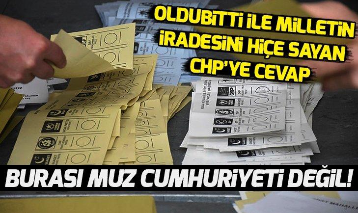 CHP oy sayımını durdurttu! İl Seçim Kurulu'ndan skandal karar