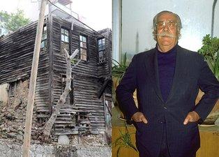 Yeşilçam'ın babası Hulusi Kentmen'in evi kültür hazinesine kazandırılacak! Harabe ev...