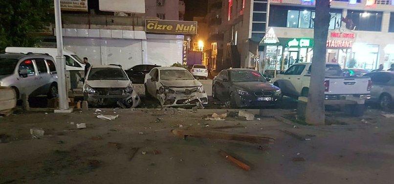 ŞIRNAK'TA TERÖRİSTLERDEN KALLEŞ SALDIRI