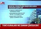 Erdoğan başvuru sayısının 1 milyonu aştığını söylemişti! Peki TOKİ kura çekim tarihi ne zaman? |Video izle flaş haber
