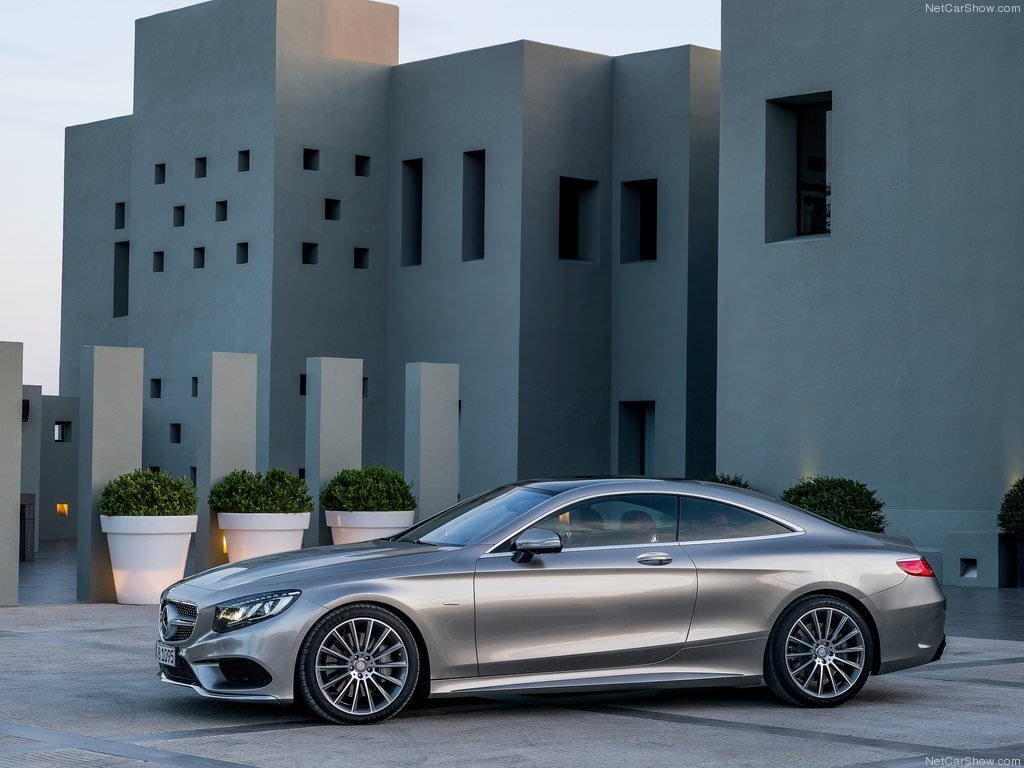 Mercedes benz s class coupe 2015 galeri a haber for 2015 mercedes benz c class coupe