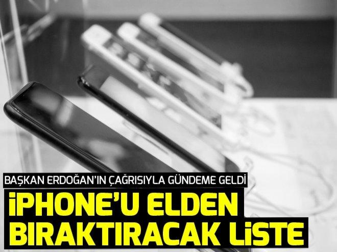 Başkan Erdoğan'ın çağrısıyla gündeme geldi! İşte piyasadaki en iyi alternatif akıllı telefonlar ve fiyatları...