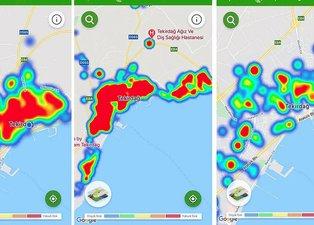 Son dakika | Tam kapanma etkisi! Tekirdağ'da vaka haritası yeşile döndü