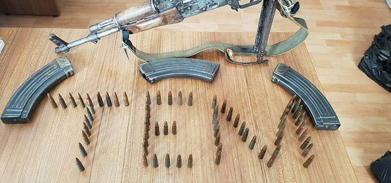 VAN'DA PKK OPERASYONU! 14 GÖZALTI...