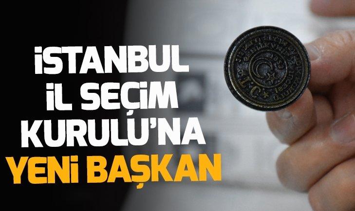 İstanbulİl Seçim Kurulu'nun yeni başkanı Ziya Bülent Öner oldu