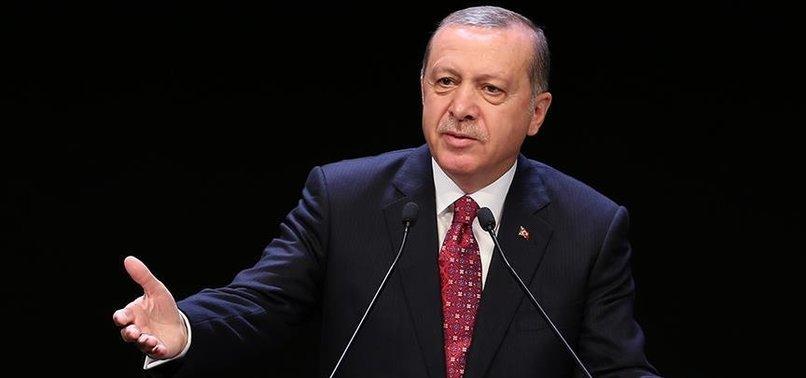 ERDOĞAN'IN 'SEFERBERLİK' ÇAĞRISINA BÜYÜK DESTEK