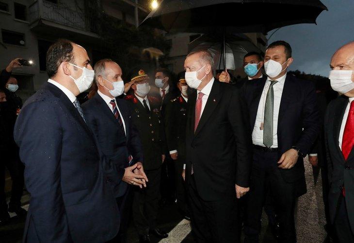 SON DAKİKA HABERİ: Kapalı Maraş'ta tarihi an! Başkan Erdoğan, Devlet Bahçeli ve Ersin Tatar…