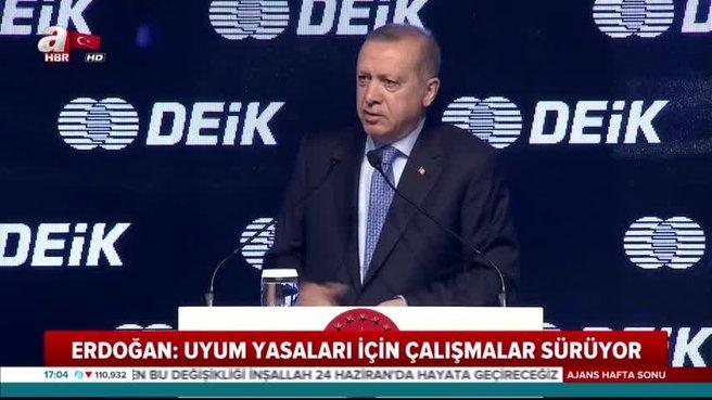 Cumhurbaşkanı Erdoğan seçim tarihinin neden 24 Haziran olduğunu açıkladı .