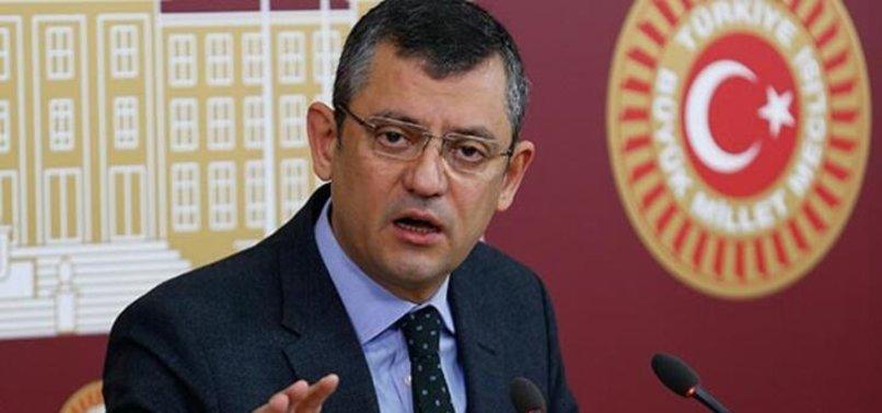 İŞÇİLERDEN CHP'LİÖZGÜR ÖZEL'E TEPKİ!