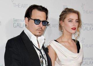 Johnny Depp'ten eski eşi Amber Heard'e tazminat davası: Bana şiddet uyguladı