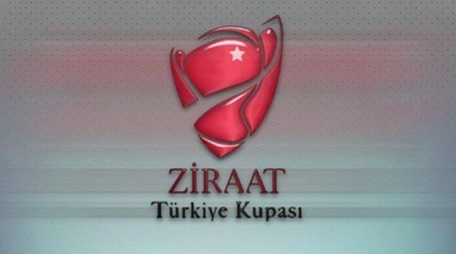 Ziraat Türkiye Kupası'nda 2'nci tur maçları tamamlandı