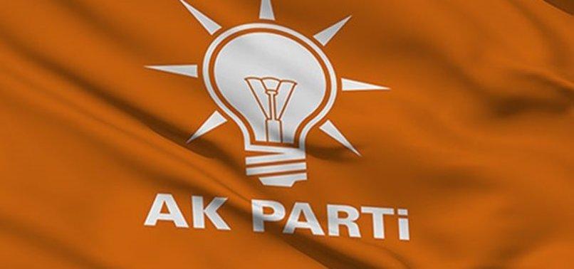 AK PARTİ'DEN 'ADAY DEĞİŞTİRİLECEĞİ' İDDİALARINA YANIT