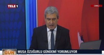 RTÜK Tele 1'deki skandal yayın hakkında inceleme başlattı