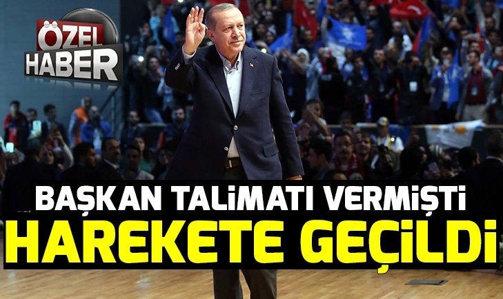 Başkan Erdoğan talimat vermişti! AK Parti İstanbul teşkilatı harekete geçti | Video