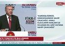 Başkan Erdoğan: Tankların arasından kaçan korkaklar bize demokrasi dersi vermeye yelteniyor |Video