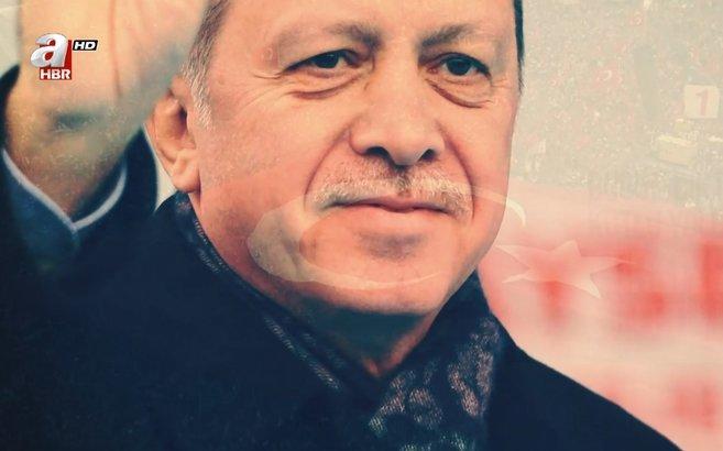 Erdoğan'ın unutulmaz konuşması: Zaferin sahibi Allah'tır