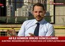 Bakan Albayrak'tan Gümrük Birliği güncellemesine ilişkin açıklama:2020 yılında... |Video