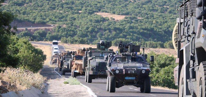Son dakika: İçişleri Bakanlığı duyurdu! Bingöl'de Yıldırım-6 Karacehennem Operasyonu başladı