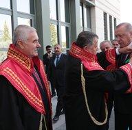 Başkan Erdoğan Adli YılAçılış Töreni'ne katıldı!