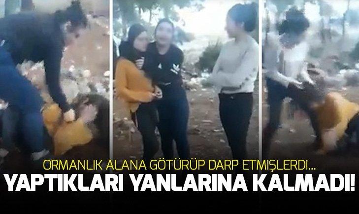 ANTALYA'DA GENÇ KIZI ORMANDA DARP EDEN GRUP İÇİN KARAR VERİLDİ