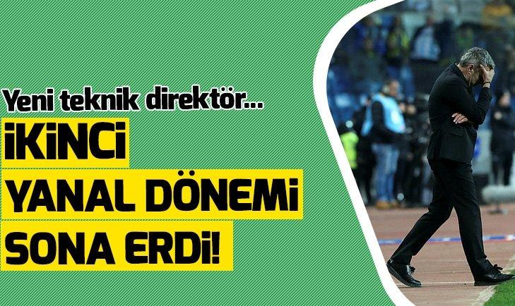 FENERBAHÇE'DE ERSUN YANAL DÖNEMİ SONA ERDİ! YENİ HOCA...