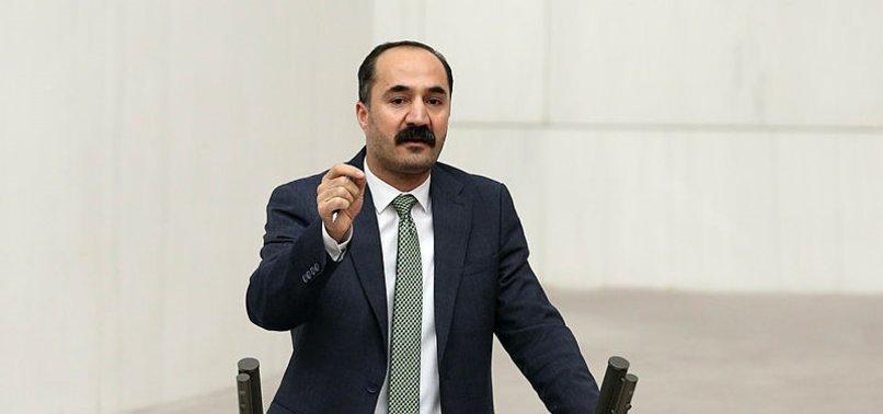 HDP'Lİ VEKİLDEN SKANDAL SÖZLER! VEKİLLER AYAKLANDI