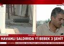 Son dakika: Akçakale'ye havan saldırısı! 1'i bebek 3 kişi şehit oldu 52 yaralı var |Video