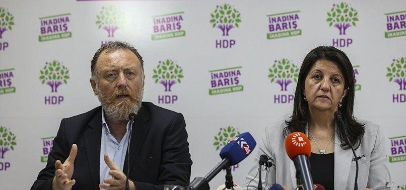 HDP'DEN SKANDAL PAYLAŞIM! TEPKİ YAĞIYOR