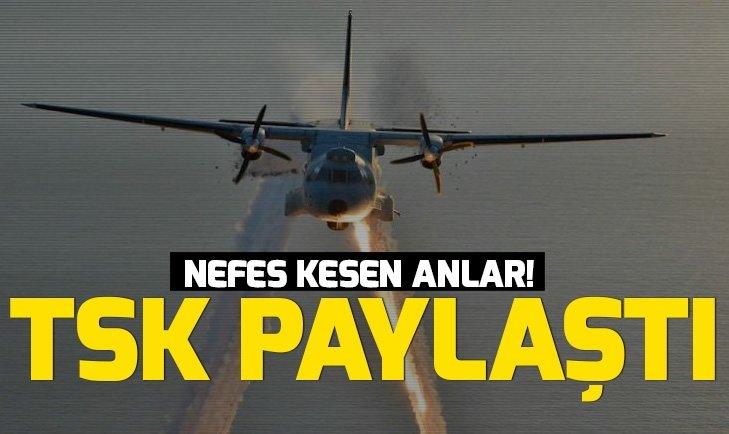 TÜRK SİLAHLI KUVVETLERİ FOTOĞRAFLARI SOSYAL MEDYADAN PAYLAŞTI!