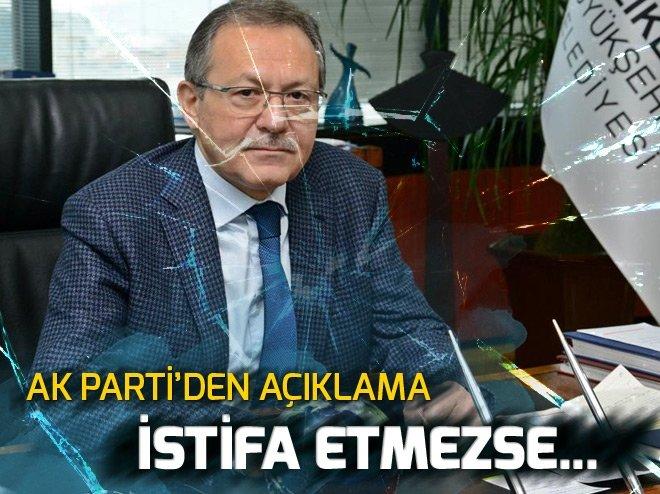 AK PARTİ MKYK TOPLANTISI SONRASI AÇIKLAMA