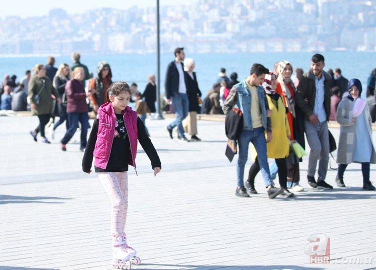 METEOROLOJİ'DEN UYARI GELDİ! İSTANBUL'DA BUGÜN...