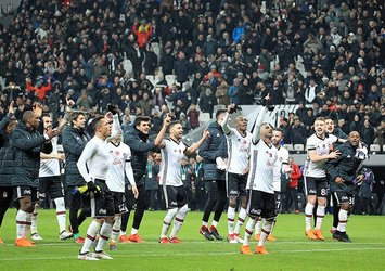 Dev derbide gülen taraf Beşiktaş