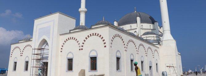 II. Abdülhamid Han Camisi ibadete açılıyor