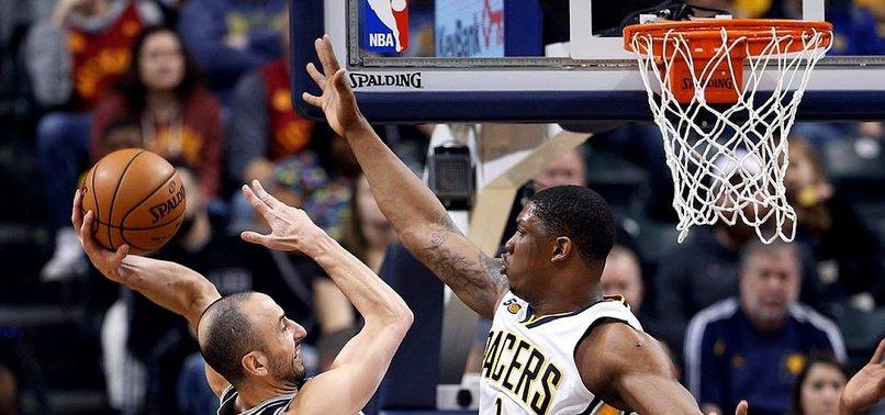 SPURS'TEN NBA REKORU