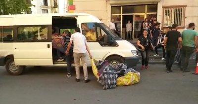 Evlat nöbeti tutan ailelerden HDP'ye sert tepki!