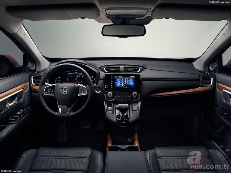 2019 Yeni Honda Cr V Türkiyede Satışa Sunuldu Yeni Honda Cr Vnin