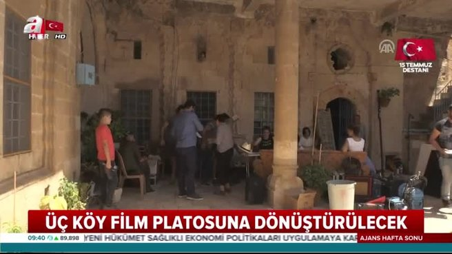 Türkiye'nin Hollywood'u İstanbul'a kuruluyor