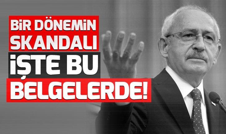 İŞTE KEMAL KILIÇDAROĞLU'NUN SSK KARNESİ!