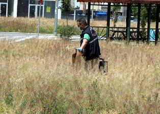 Kayseri'de boş arazide 3 aylık cenin bulundu