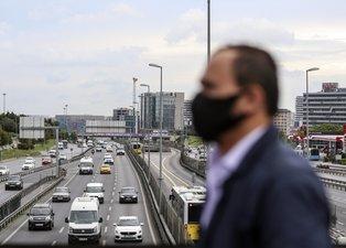 Sokağa çıkma kısıtlaması sonrası İstanbul'da ilk iş günü! Böyle görüntülendi