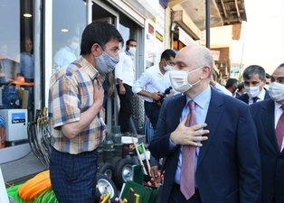 Bakan Karaismailoğlu: Koronavirüs sürecini başarılı bir şekilde atlattık