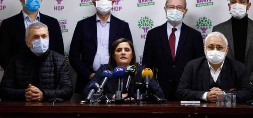 Gara'ya giden HDP'li vekil Dilan Taşdemir'in ismi sahte çıktı!