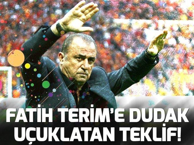 Fatih Terim'e flaş teklif, yıllık 33 milyon