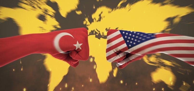 TÜRKİYE'DEN ABD'YE KARŞI HAMLE