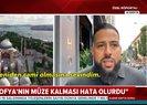 Dünya Müslümanlarında Ayasofya camii sevinci