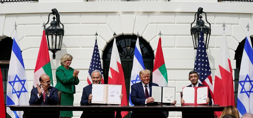 İsrail, BAE ve Bahreyn arasında anlaşma