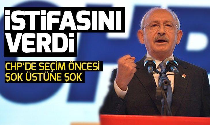 Antalya'da CHP'li Meclis Üyesi Reşat Oktay sert sözlerle istifa etti