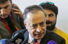 Mustafa Cengiz, tebrikleri kabul etti