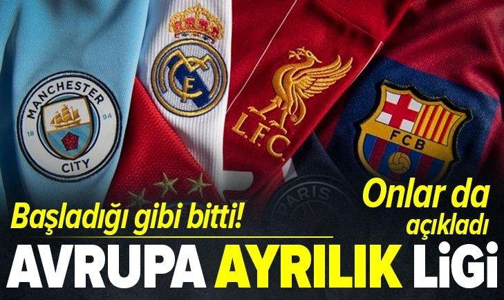 Avrupa Süper Ligi paramparça!
