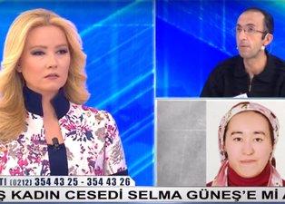Müge Anlı'da aranan Selma Güneş öldü mü kaçtı mı?